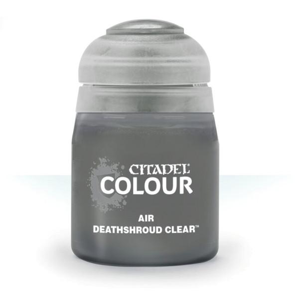 AIR: DEATHSHROUD CLEAR (24ML) (28-57)