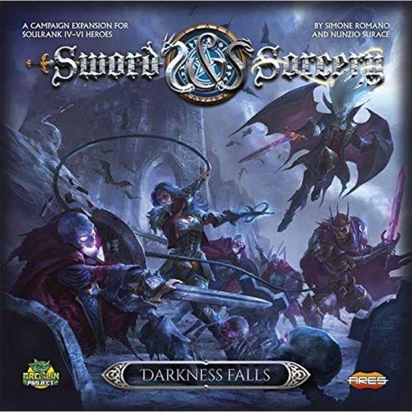 Sword & Sorcery - Drohende Finsternis