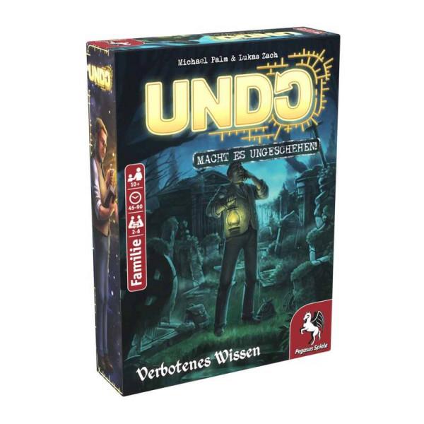 UNDO - Verbotenes Wissen