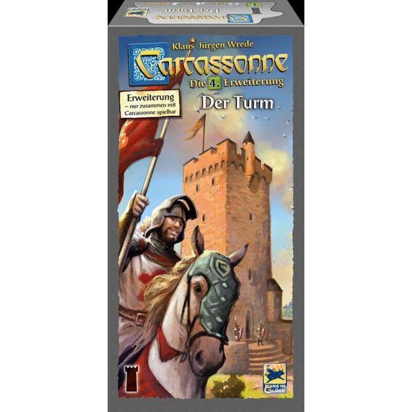 Carcassonne - Der Turm Die 4. Erweiterung
