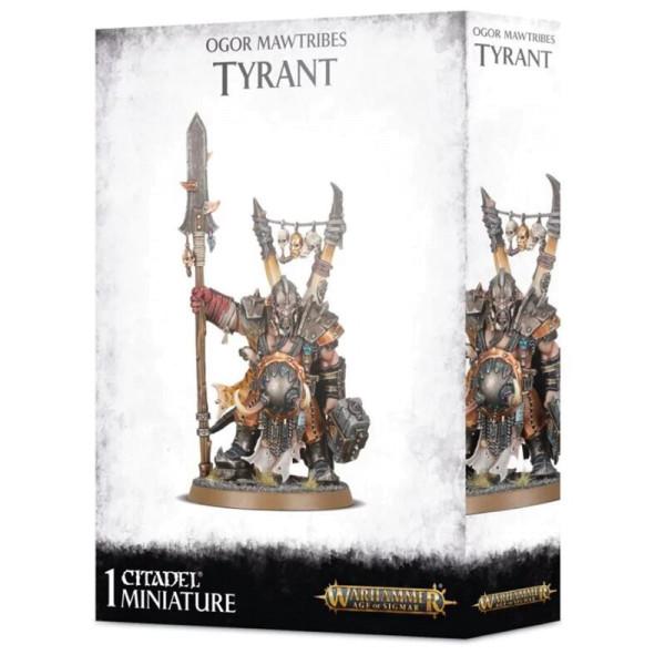OGOR MAWTRIBE: TYRANT (95-11)