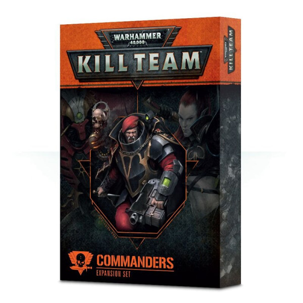 KILL TEAM: COMMANDERS (ENG) (102-44-60)