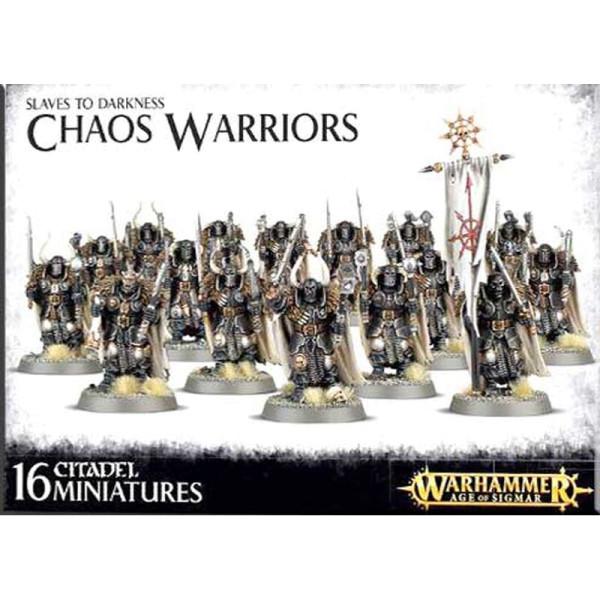 CHAOS WARRIORS (83-06)