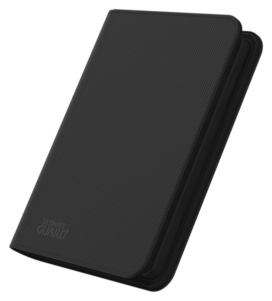 4-Pocket ZipFolio XenoSkin™ Black