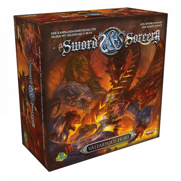 Sword & Sorcery - Vastaryous Hort