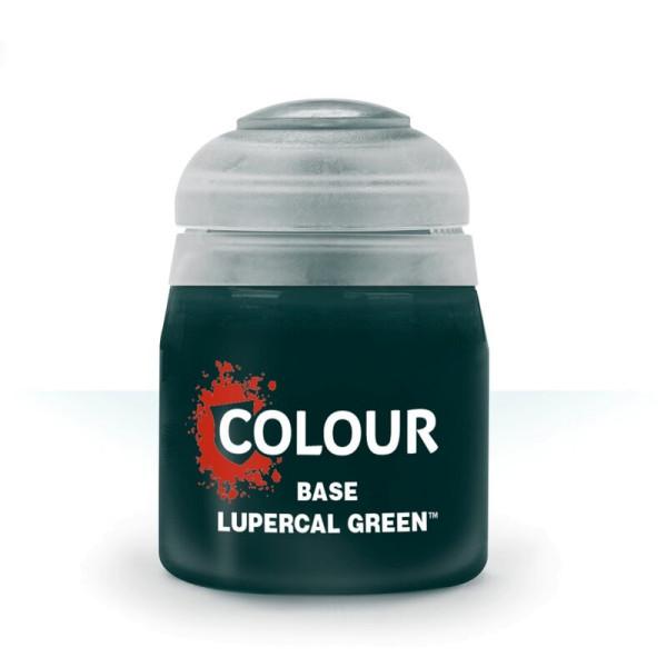 BASE: LUPERCAL GREEN (12ML) (21-45)