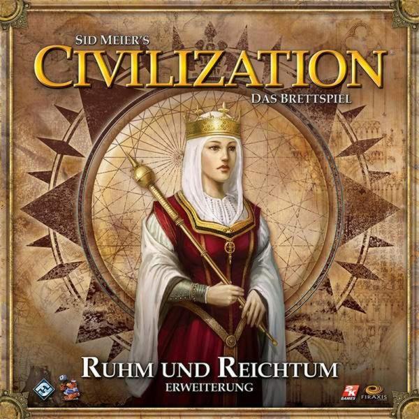 Civilization: Das Brettspiel - Ruhm und Reichtum