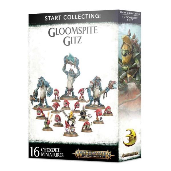 START COLLECTING! GLOOMSPITE GITZ (70-57)