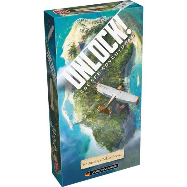 Unlock! - Die Insels Doktor Goorse (Einzelszenario)