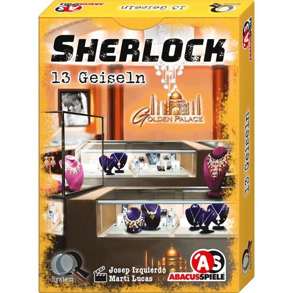 Sherlock 13 Geiseln