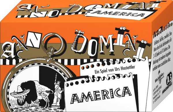 Anno Domini America
