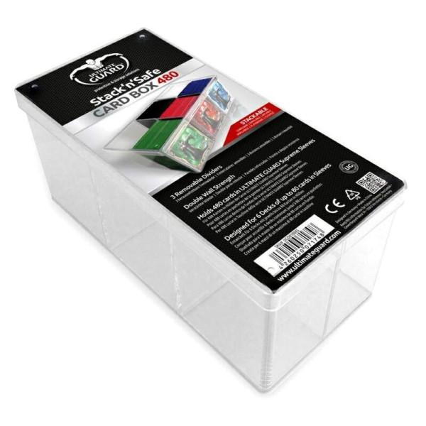 Stack'n'Safe™ Card Box 480+