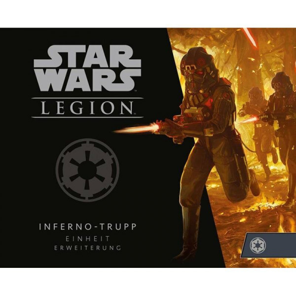 Star Wars: Legion - Inferno-Trupp