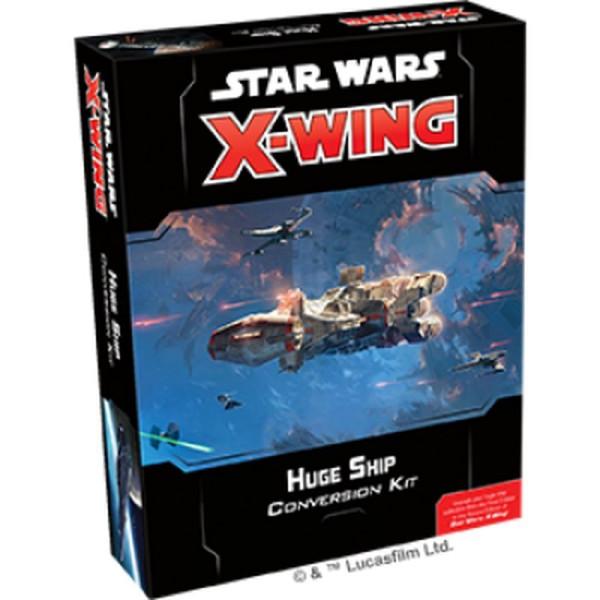 Star Wars: X-Wing 2.Ed. - Riesige Schiffe Konvertierungsset