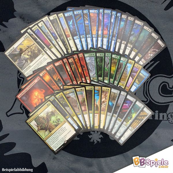 50 Karten Rare Set (DEU)
