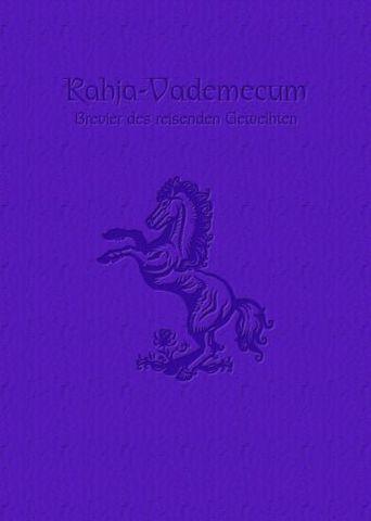 Rahja Vademecum 2. Auflage