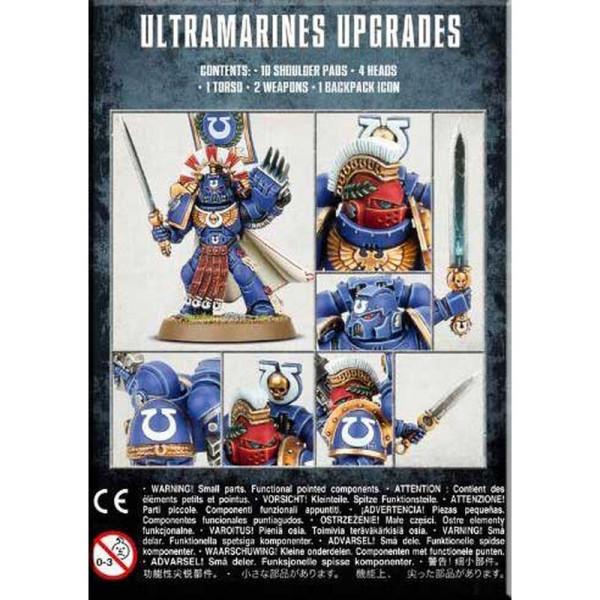 UPGRADES DER ULTRAMARINES (48-80)