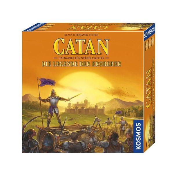 Catan - Die Legende der Eroberer