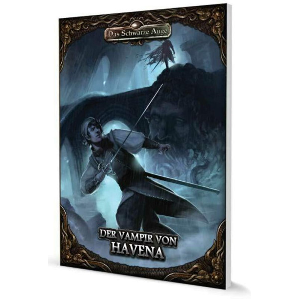 Der Vampir von Havena (Solo Abenteuer)