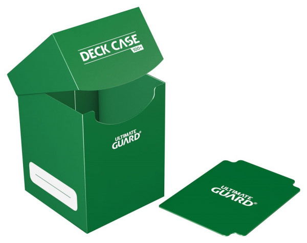 Deck Case 100+ Standard Size Green