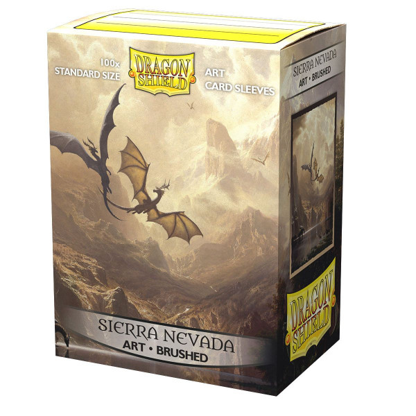 "Dragon Shield: ART Sleeves Classic ""Among the Sierra Nevada"""