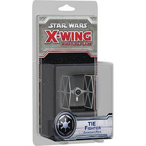 Star Wars: X-Wing 1.Ed. - TIE-Fighter