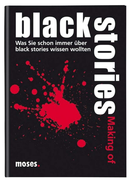 black stories Making of Black Stories