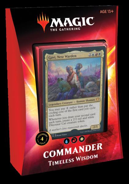 Commander Ikoria - Timless Wisdom (ENG)
