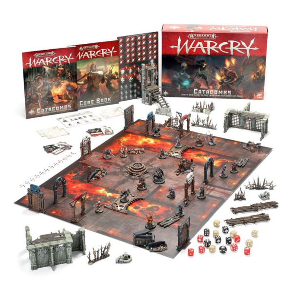 WARCRY: CATACOMBS (ENG) (111-68)
