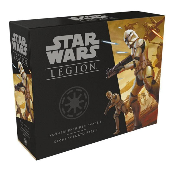 Star Wars: Legion - Klontruppen der Phase 1