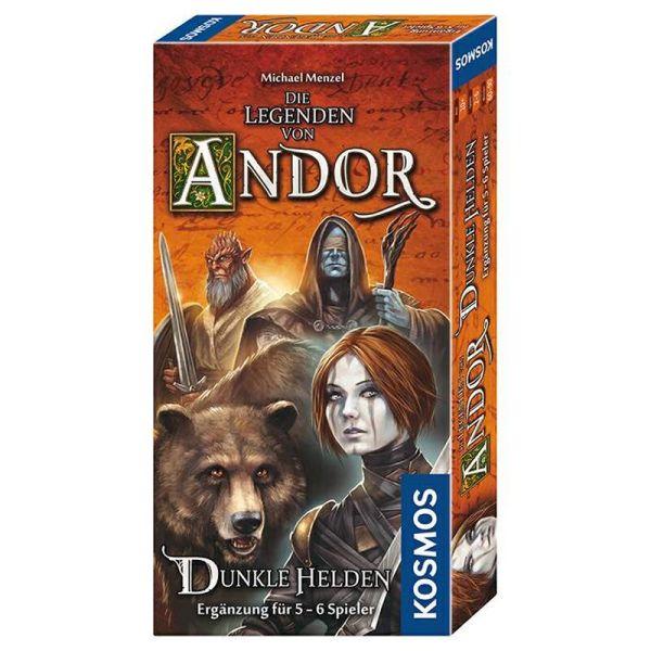 Die Legenden von Andor - Dunkle Helden (Erg. 5-6)