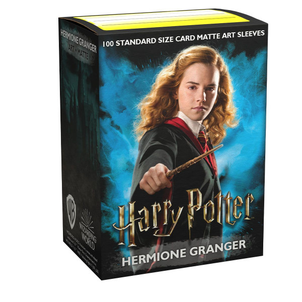Dragon Shield: Matte Art WizardingWorld Hermione Granger (100)