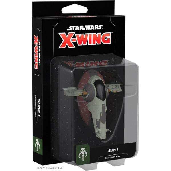 Star Wars: X-Wing 2.Ed. - Sklave 1