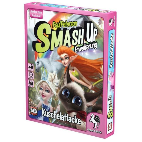 Smash Up: Kuschelattacke