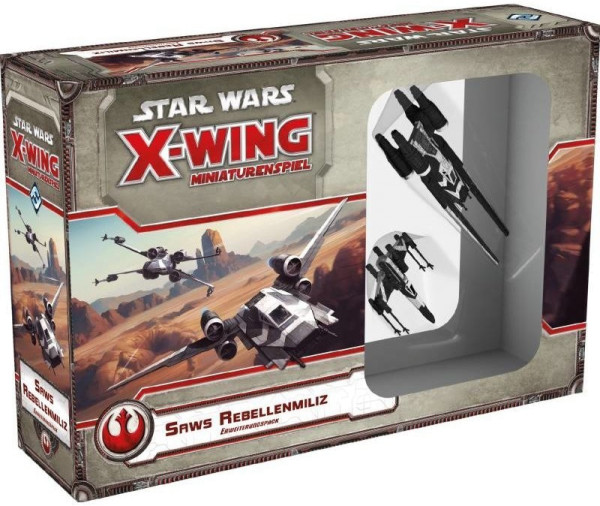 Star Wars: X-Wing - Saws Rebellenmiliz