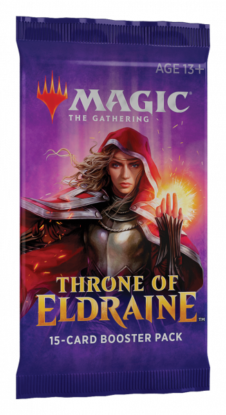 Throne of Eldraine - Draft Booster (ENG)