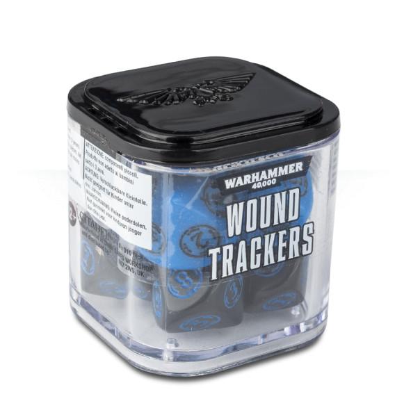 WARHAMMER 40000: WOUND TRACKERS (40-47)