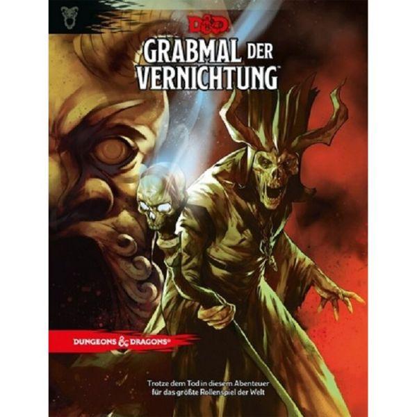 D&D: Grabmal der Vernichtung 2 überarb. Auflage