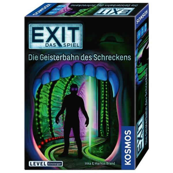 EXIT - Die Geisterbahn des Schreckens (Einsteiger)