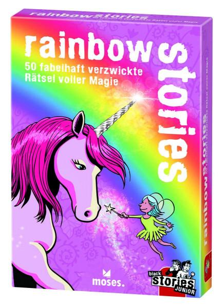 black stories Junior rainbow stories