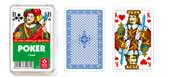 Poker, französisches Bild (Plastiketui)