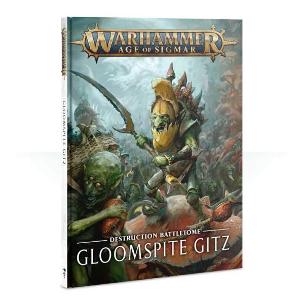 BATTLETOME: GLOOMSPITE GITZ (HB) (ENG) (89-63-60)