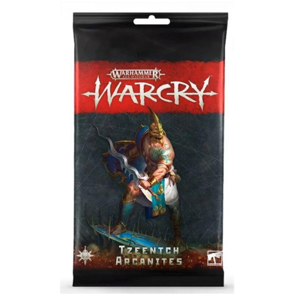 WARCRY: TZEENTCH ARCANITES CARD PACK (111-46)