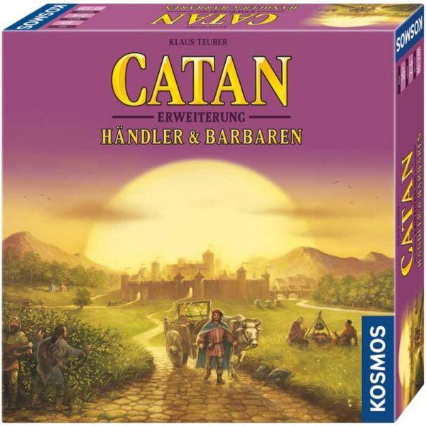 Catan - Händler & Barbaren 2-4 Spieler