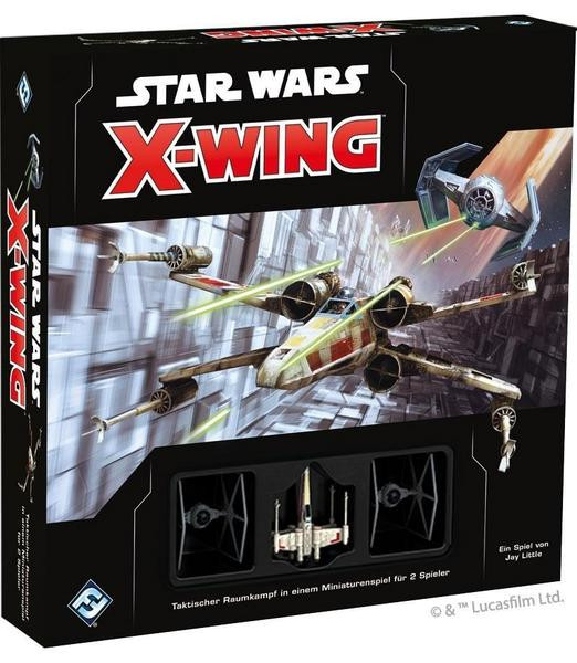 Star Wars: X-Wing 2.Ed. - Grundspiel