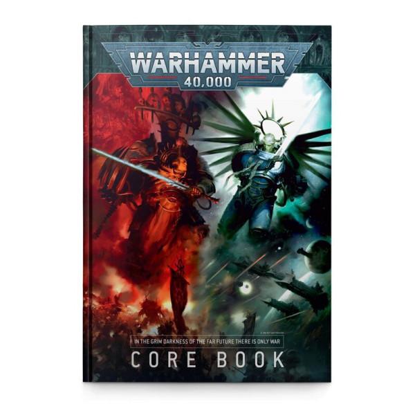 WARHAMMER 40000: CORE BOOK (ENG) (40-02)