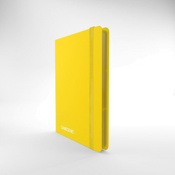 Gamegenic - Casual Album 18-Pocket Yellow