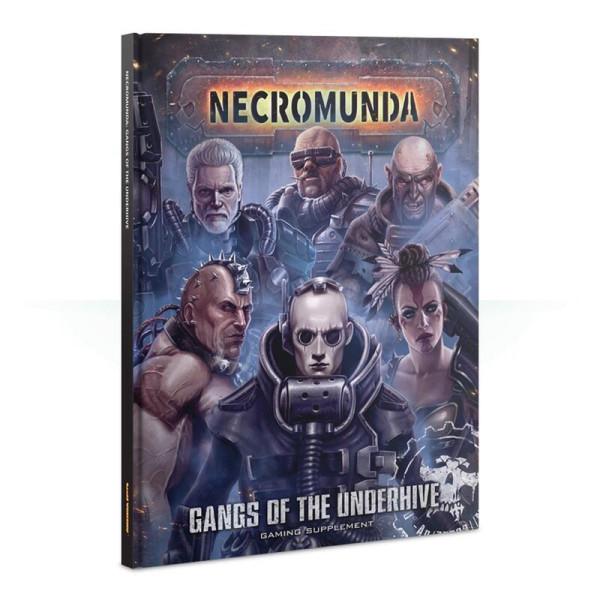 NECROMUNDA: GANGS OF THE UNDERHIVE (ENG) (300-26-60)