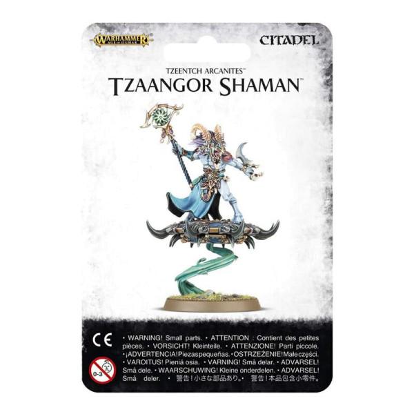 TZEENTCH ARCANITES TZAANGOR SHAMAN (83-76)