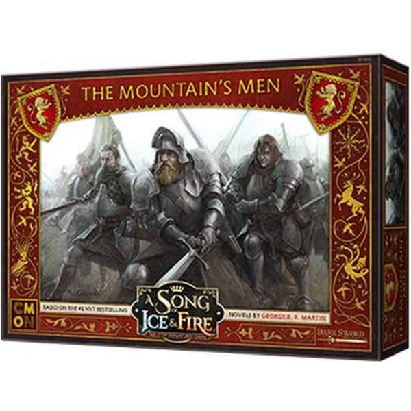 A Song of Ice & Fire - The Mountain's Men
